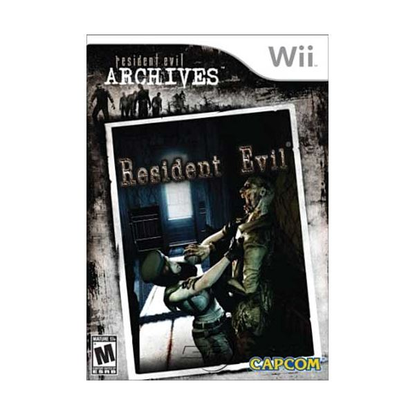 Resident Evil Archives: Part of a new breed of shovelware