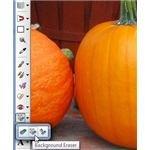 Select Background Eraser