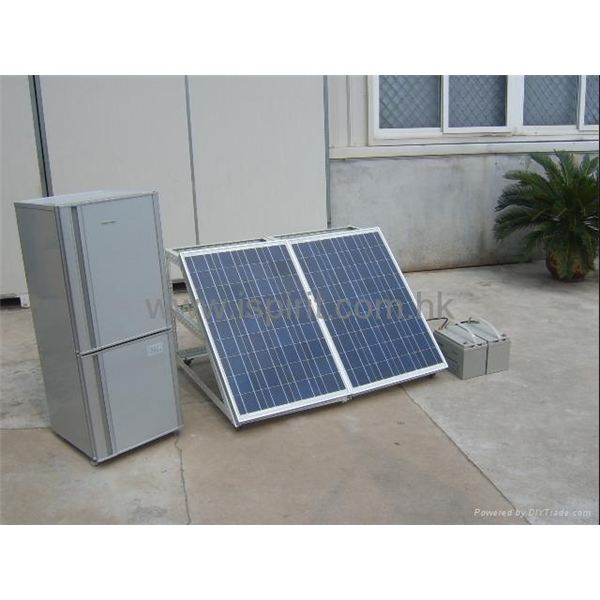 Solar Refrigerator by DIY Trade