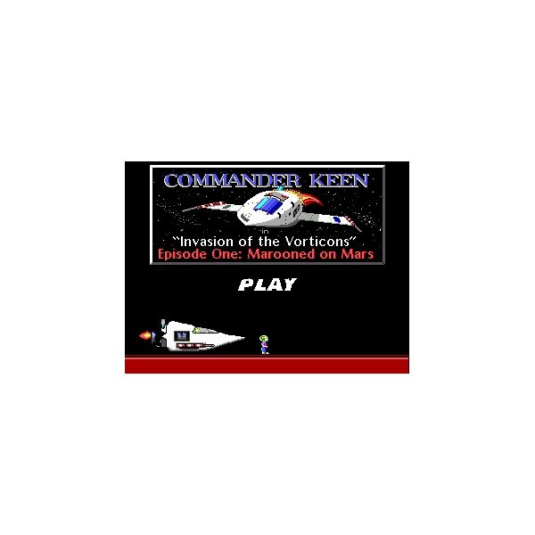 Commander Keen - free flash games