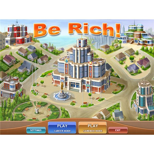 Be Rich Review for Windows PC: Addictive Casual Simulation Game