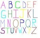 Alphabet Template