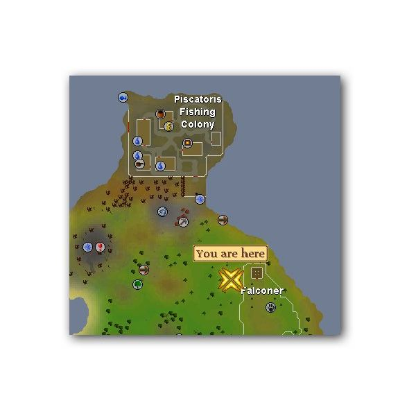 Location of Razor Backed Kebbit in Runescape