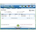 Full Scan Screenshot of Ad-Aware Pro