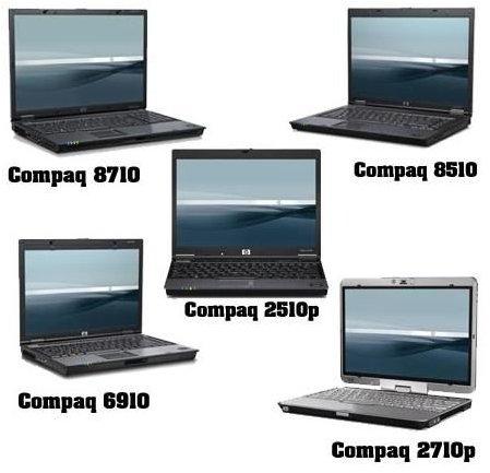 HP Compaq Ultra-Portable Range