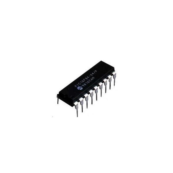 Microcontroller Chip