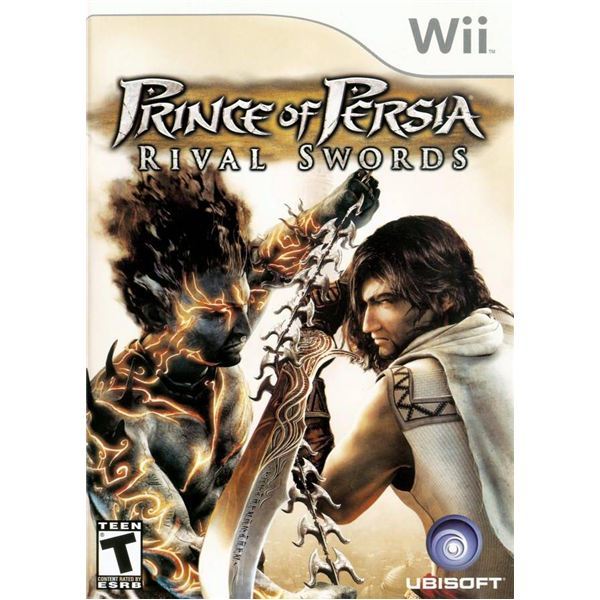 Prince of Persia Rival Swords Review for Wii