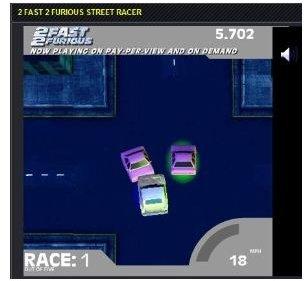 2 Fast 2 Furious Game Screenshot - free