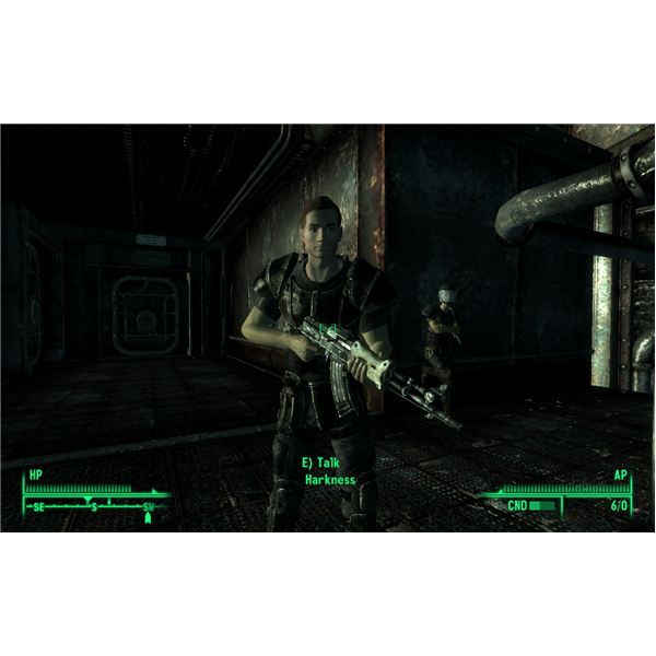 Fallout 3 - The Replicated Man - Harkness
