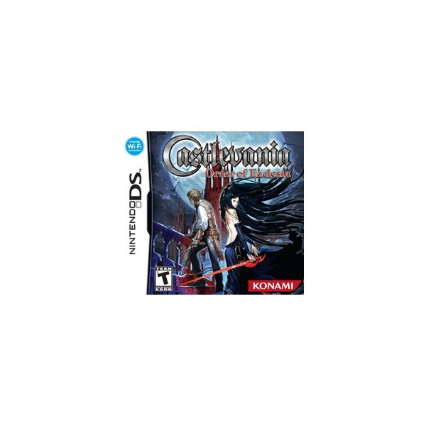 Castlevania Order of Ecclesia Review for the DS