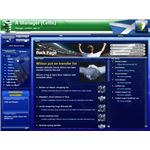 Championship Manager 2010 has a vast media section full of in-game news