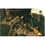 Call of Juarez: Bound in Blood - Blowing up the Dam is Easy.  Escaping the Blast is Hard