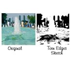 How to Apply Sketch Effects to Photos in Adobe Illustrator - torn edges