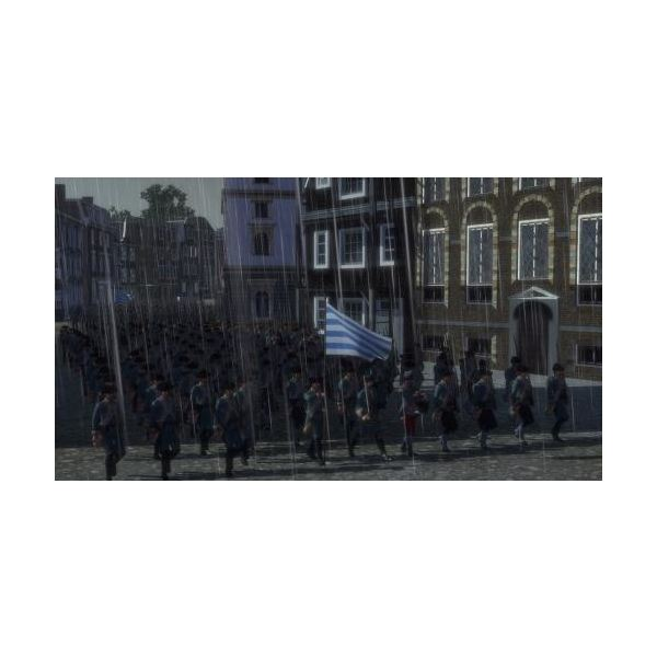 Empire: Total War, Troops March Through City