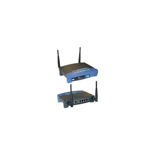 Linksys WRT54G Wireless-G Router with 4 Ethernet Ports