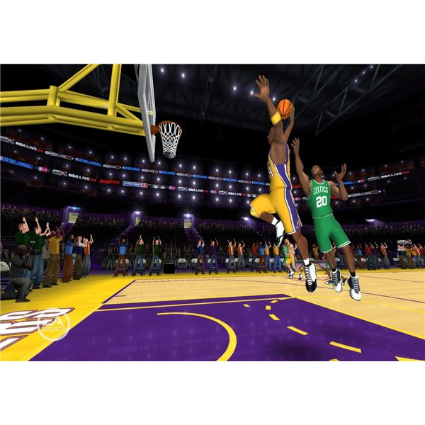 NBA Live 09 All-Play Wii Review