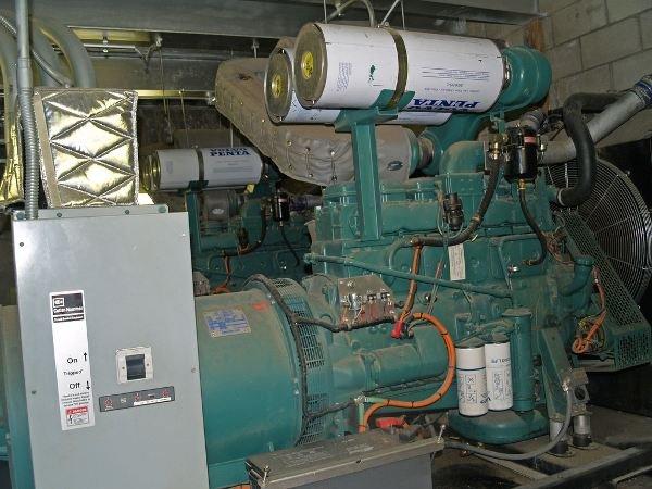 Two Large Generators