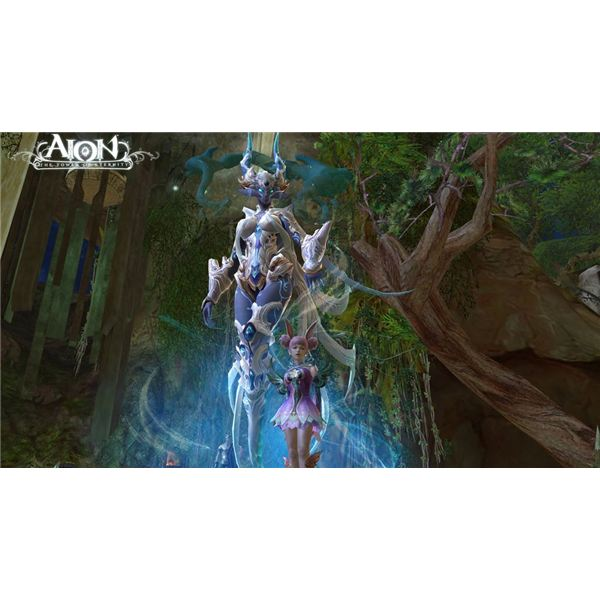 Request of the Elim Quest Guide for Aion the Tower of Eternity