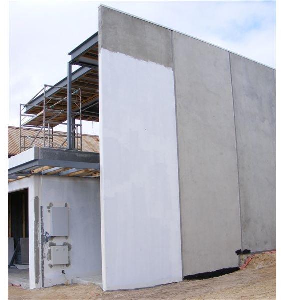 Precast concrete home