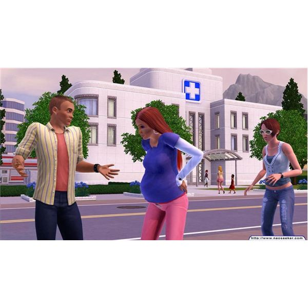 The Sims 3 Screenshot - Press Kit: LiveslikeBeth