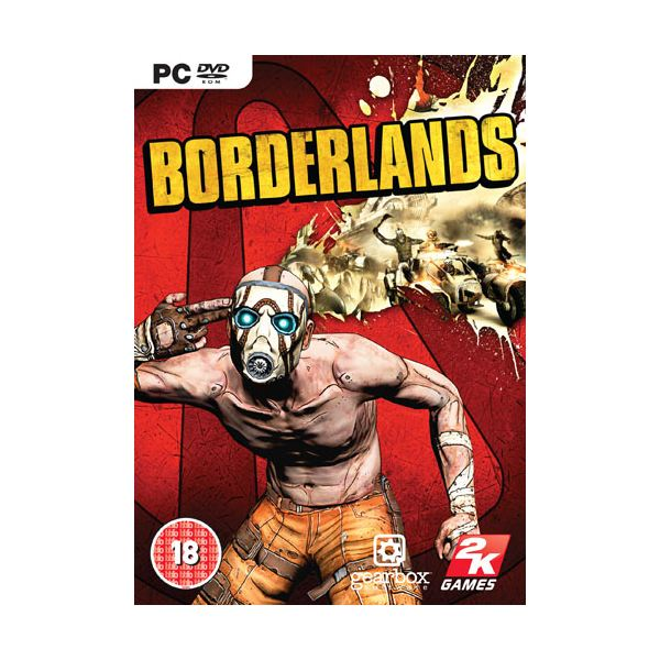 Review of Borderlands on the PC