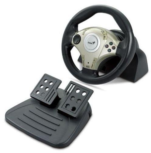 Genius Twin Wheel F1