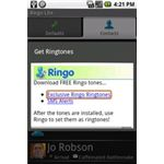 ringolite - ringtone download page