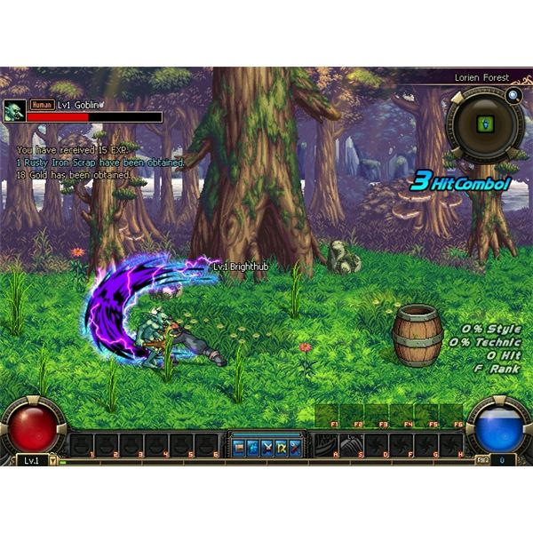 Dungeon Fighter Online - The Slayer