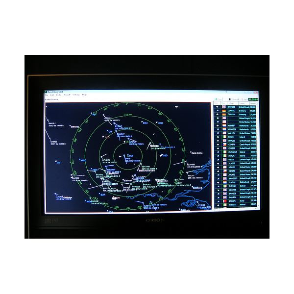 Ships Radar Display