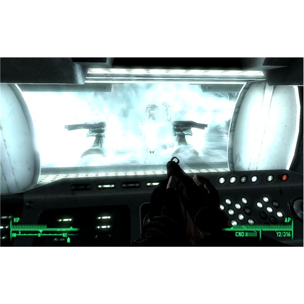 Fallout 3: Mothership Zeta - The Definition of Poetic Justice