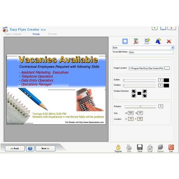 flyer creator software anta expocoaching co