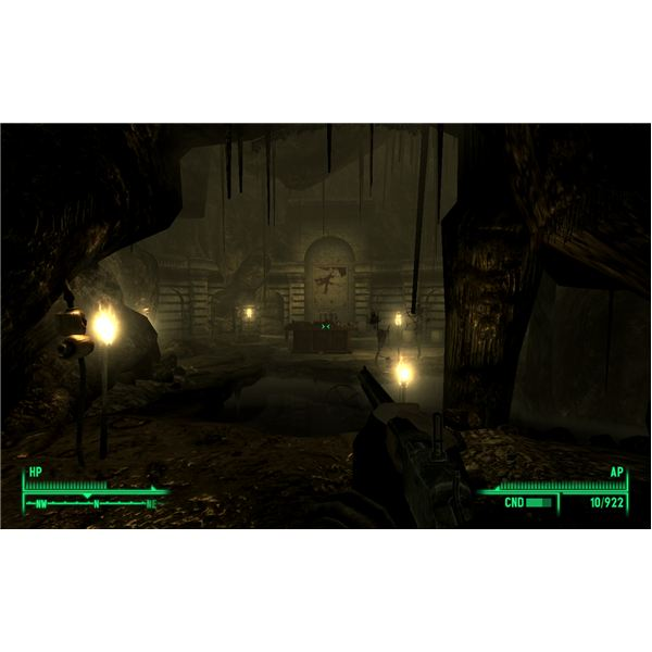 Fallout 3: Point Lookout - The Swampfolk Aren't Known for Their Interior Design Skills