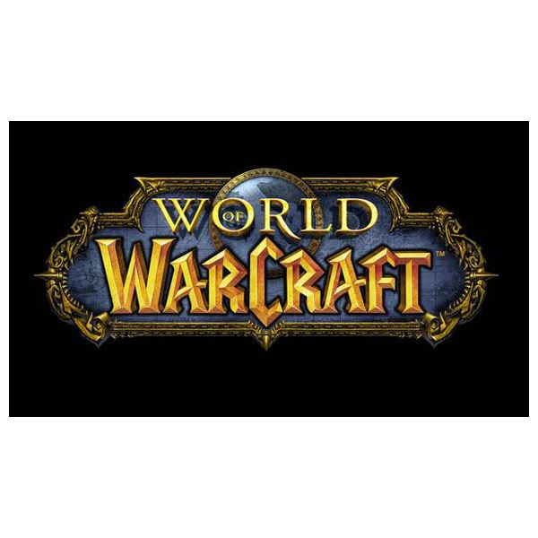 World of Warcraft logo by Blizzard Entertainment