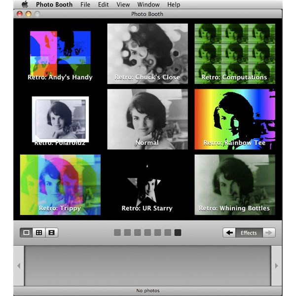 free photo booth effects for mac