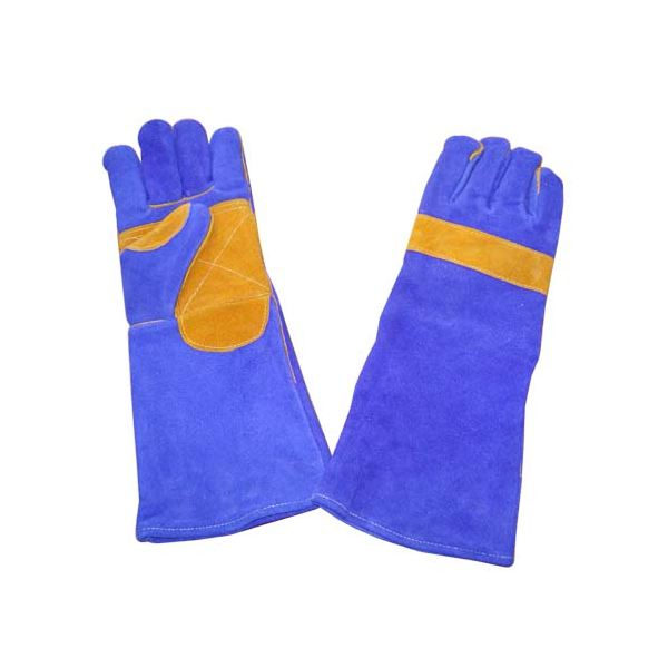 Jeff's welding gloves