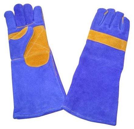 Jeff's welding gloves