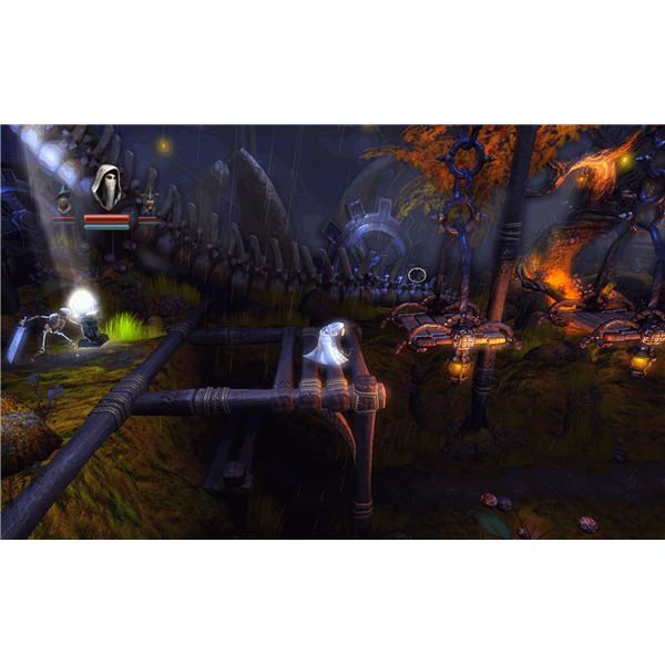 Trine - There Are A Lot of  Ways to Face Any Challenge