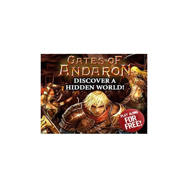 Gates of Andaron - Free to Play MMORPG