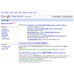 Google Blog Search for