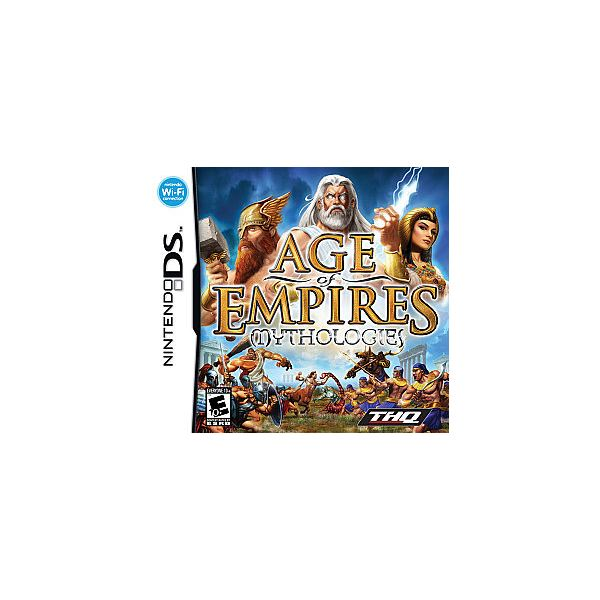 Nintendo DS Reviews: Age of Empires: Mythologies DS Review
