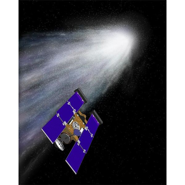 Results of NASA's Stardust and the NExT Mission in 2011