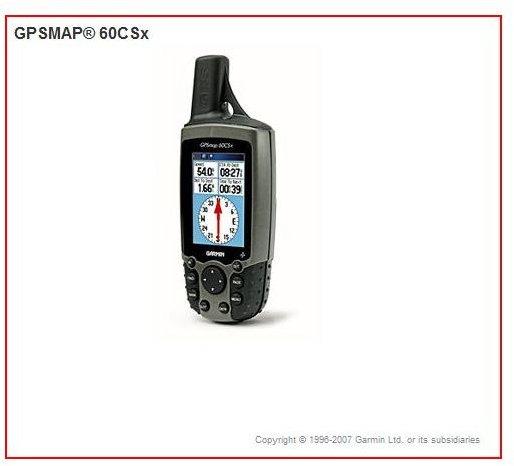 How to Add Garmin Handheld GPS Maps