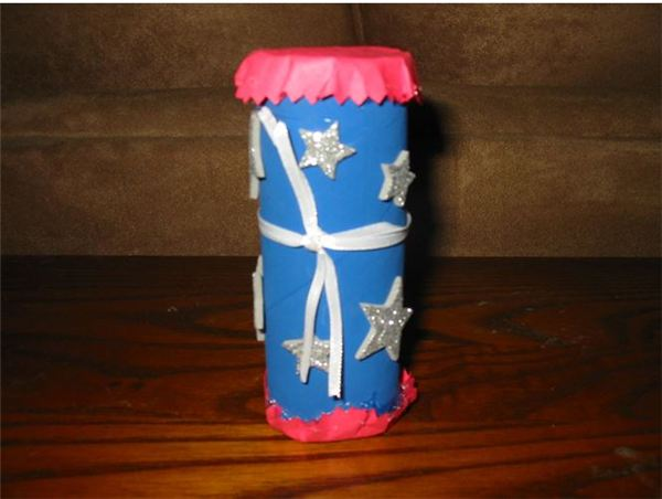Patriotic Shaker