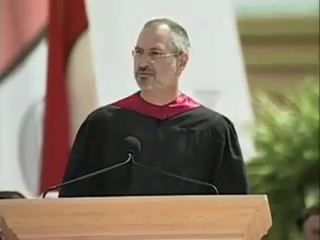 1. Steve Jobs' 2005 Stanford Commencement Address