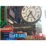Times Square c. 2008 by Sally Hansley Odum