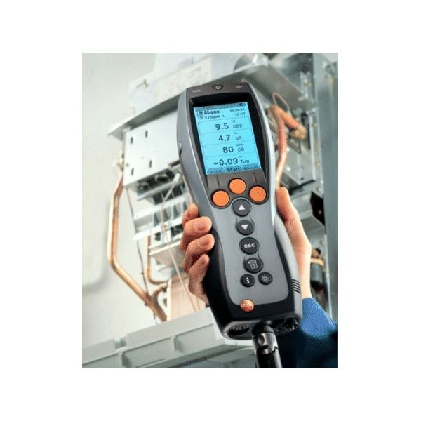 Boiler Flue Gas Analyser