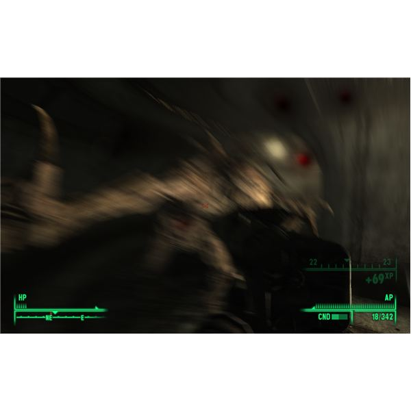 Fallout 3: Broken Steel - The Deathclaws Can Kill You Quickly in the Cramped Olney Sewers