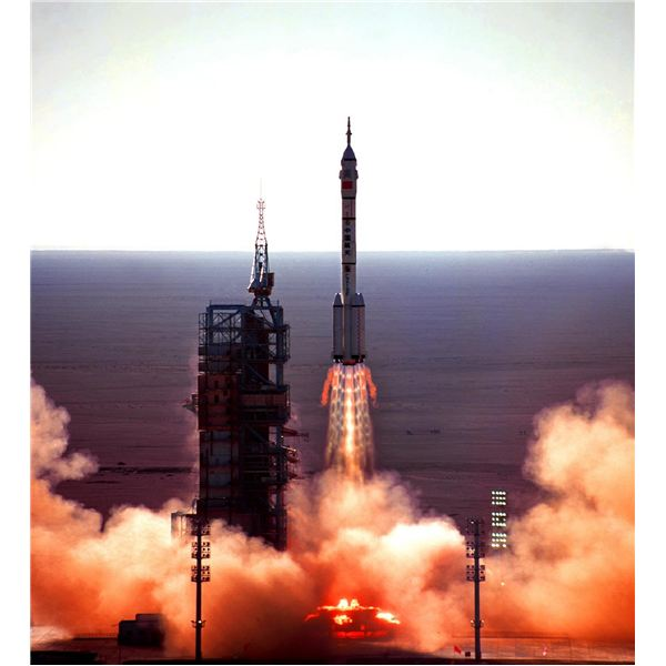 Chinese Space Program: History, Shenzhou Spacecraft, and Future Development