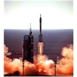 Long March 2F Carrier Rocket - Shenzhou 5