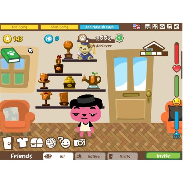 Pet Society Guide - Game Screenshot